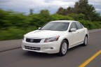 Honda Recalling Nearly 304,000 Accords for Faulty Side Airbags