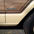 Vintage Wagoneers and Why Fake Wood is Cool Again