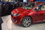 Pacifica is an Odd Name for Chrysler's New Minivan