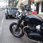 Street Twin: We Ride Triumph's New Starter Bike