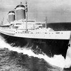 Record-Setting Ocean Liner To Sail Again After Rebuild