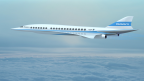 Boom Plane to Bring Back Supersonic Flight